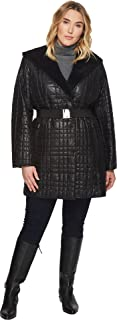 Best kenneth cole new york quilted hooded coat Reviews
