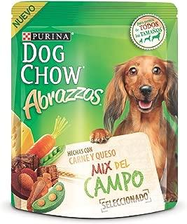 Dog Chow Abrazzos Snacks Mix del Campo 8 Pzas 200 gr, 1 Case
