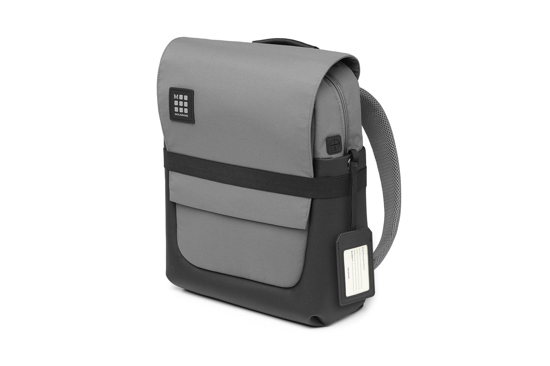 Moleskine ID Backpack Slate Grey