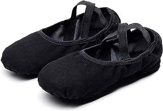 Balletschoenen Voor Meisjes Comfortabele Ademende Elastische Doek Dans Balletschoenen Volwassen Vrouwen Yoga Gym Dansschoe...
