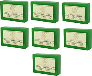 Khadi Natural Neem Tulsi Soap (Set of 7)