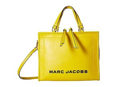 Marc Jacobs The Box Shopper 29 (Ceylon Yellow) Handbags