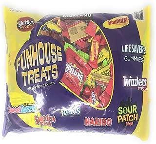 Kirkland Signature Assorted Candy Mix Funhouse Treats 92oz,, 92 Oz ()