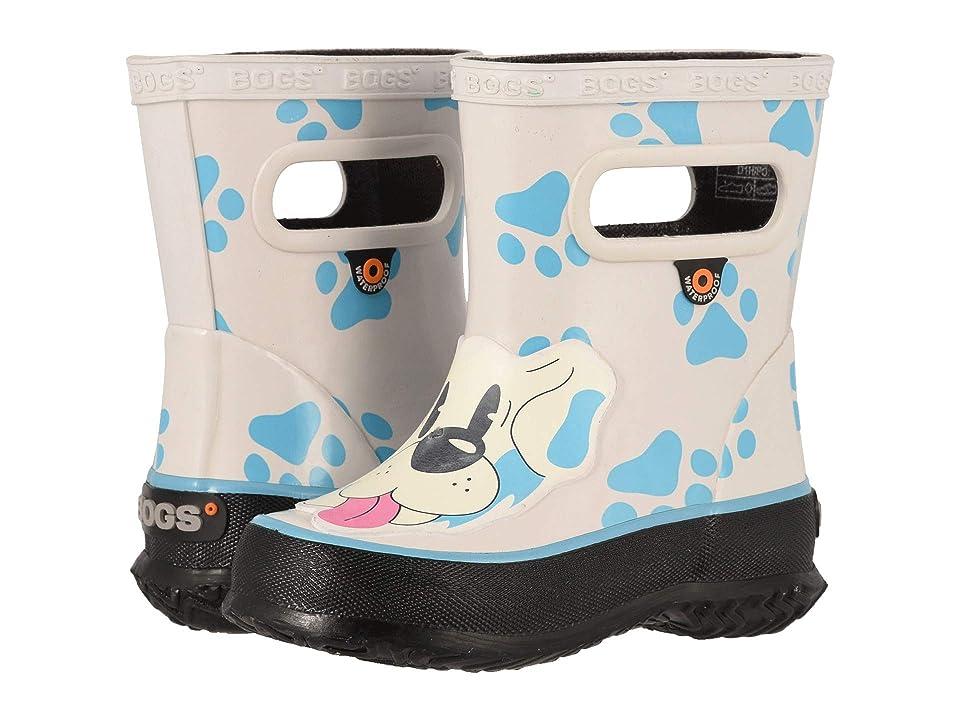 Bogs Kids Skipper Animals (Toddler/Little Kid) (Dogs Grey Multi) Kids Shoes