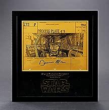 STAR WARS - EP IV - A NEW HOPE-Dennis Muren-Signed Original Production Storyboard - Gold Leader in Cockpit