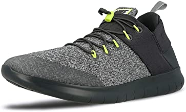 Nike Free Rn CMTR 2017 E Mens 922910-001, Anthracite/Volt-Wolf Grey, Size 8.5