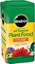 Miracle-Gro 1001233 Water Soluble All Purpose Plant Food-5 lb, Green