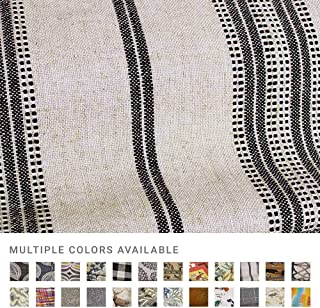 eLuxurySupply Fabric by The Yard - Polyester Blend Upholstery Sewing Fabrics - Correze Chia Pattern