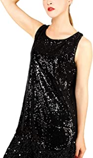 Best black sequin camisole top Reviews