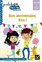 Kim et Tom Maths 1 Début de CP - Bon anniversaire, Kim ! (Je calcule pas à pas)