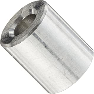 100 pcs 10 x 5//8 Stainless Steel Round Spacers 3//8 Dia. Spacers and Standoffs