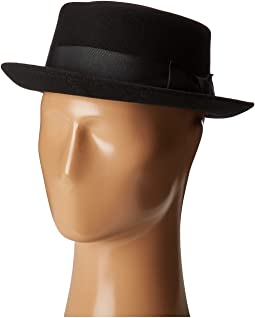 Walt Wool Pork Pie Hat
