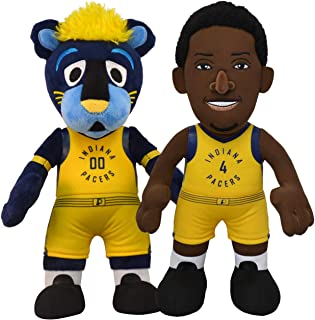 Bleacher Creatures Indiana Pacers Dynamic Duo Boomer & Oladipo 10