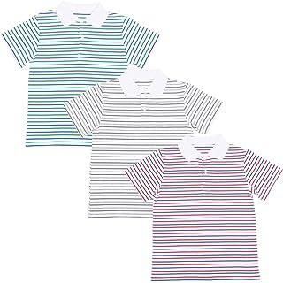 AiJump Camiseta T Shirt Niños Niñas Infantes Pantalones Cortos 1 años a 16 años