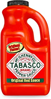 Tabasco Red Pepper Sauce 1.89 l