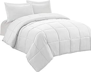 Amazon.com: White - Comforter Sets / Comforters & Sets: Home & Kitchen