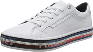 Tommy Hilfiger SEQUIN FOXING DRESS SNEAKER womens Women Sneakers