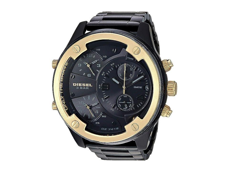Diesel Boltdown - DZ7418 (Black) Watches