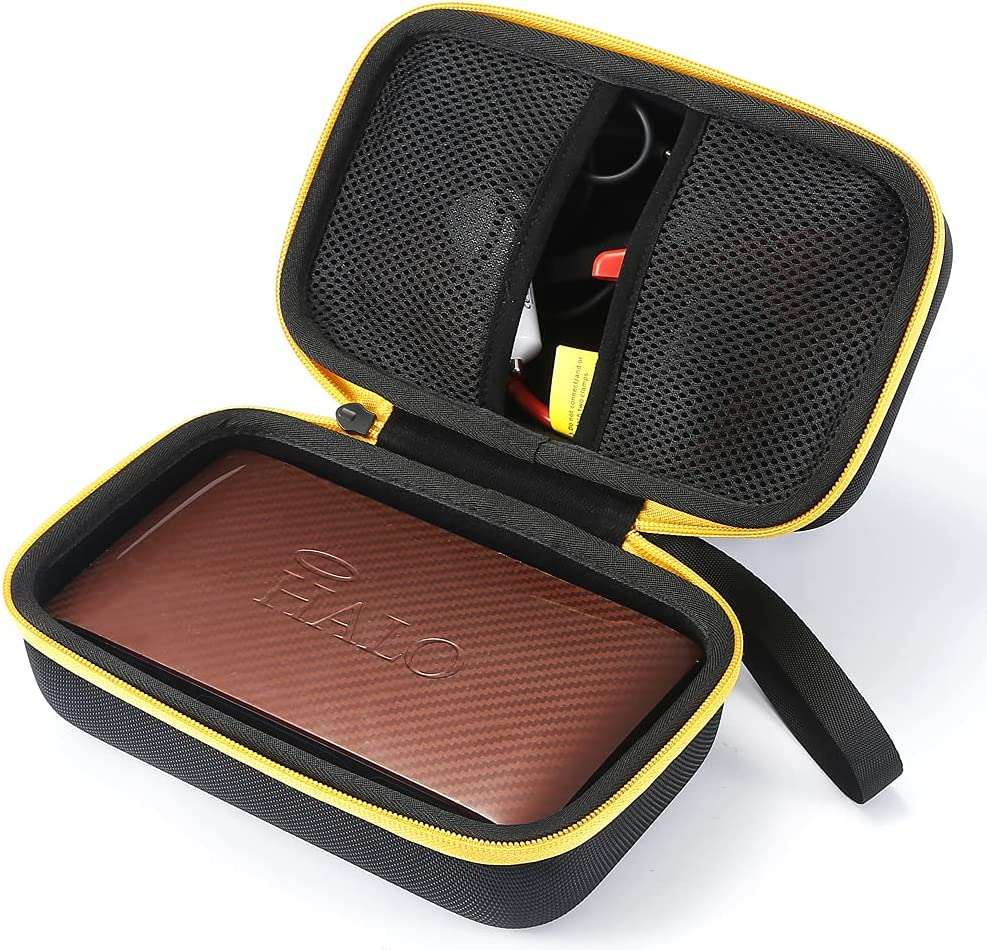 Hard Travel Carrying Case NEW for Halo Portable 57720 Bolt 58830 Mail order mWh