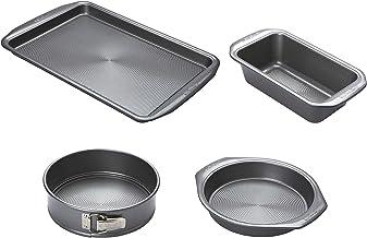 Circulon - Momentum - 4 Piece Bakeware Set - Non Stick - PFAO Free - Dishwasher Safe - Carbon Steel