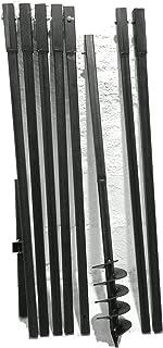 110cm Verlängerung für Erdbohrer Brunnenbohrer Handerdbohrer Brunnenbohrgerät
