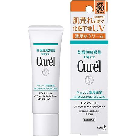 キュレル 潤浸保湿 UV クリーム 30g [医薬部外品] 日焼け止め SPF30 / PA+++ 30グラム (x 1)