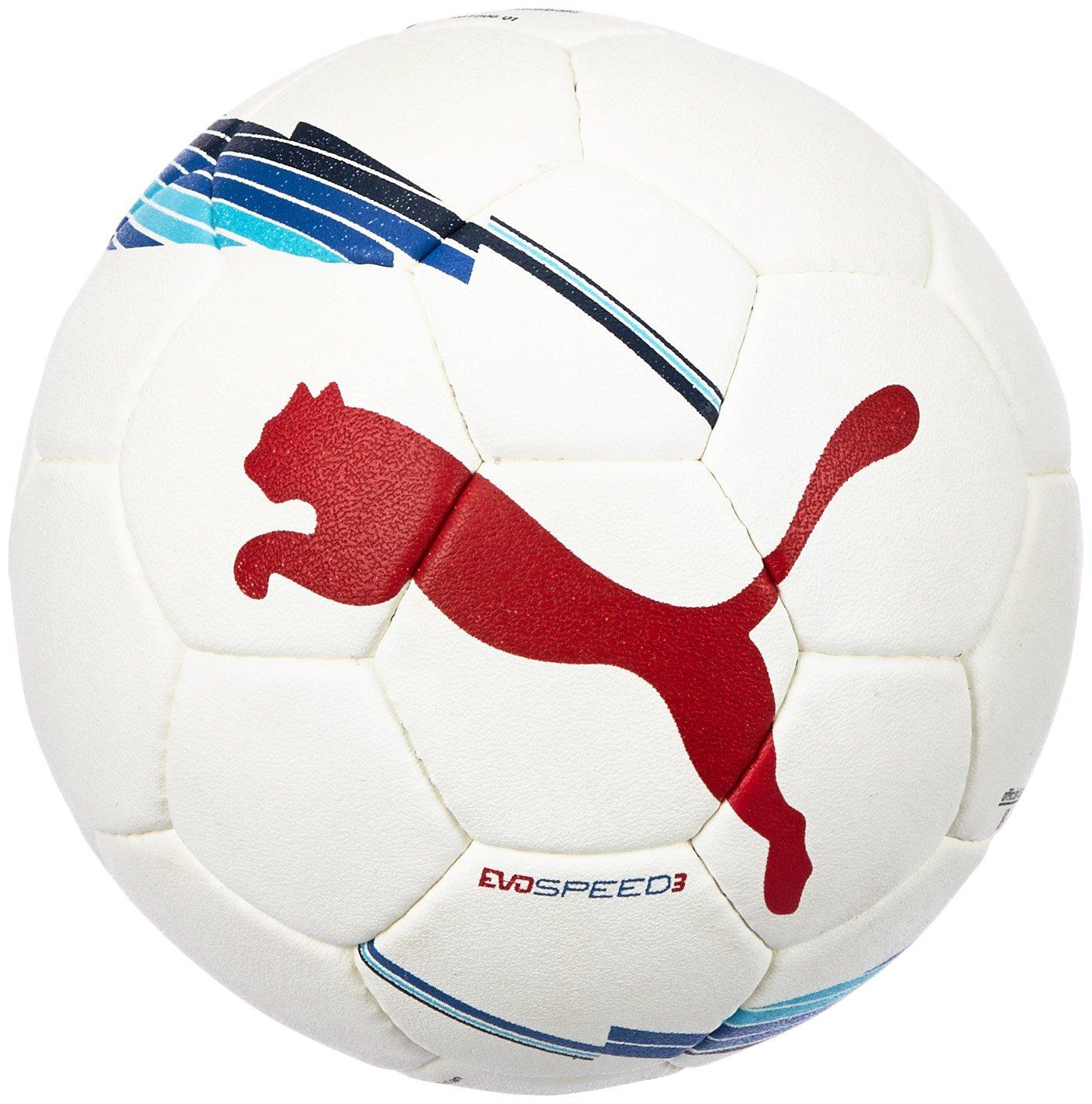 PUMA Handball Evospeed 3 HB - Pelota de Balonmano, Color Blanco ...