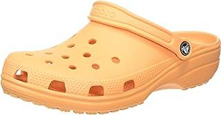 حذاء كلوج كلاسيكي للرجال والنساء من كروكس (الوان عتيقة) | احذية مائية | حذاء مريح سهل الارتداء, (كانتالوب), 5 UK Men/ 6 UK...