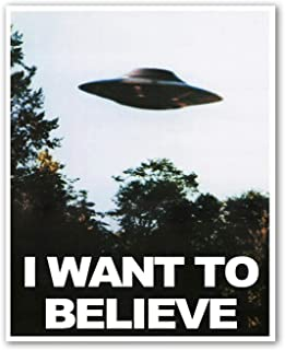 Kai`Sa I Want to Believe Poster Art Print Posters,8×10 inches Unframed Canvas Print