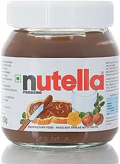 Nutella Spread - Hazlenut with Cocoa, 350g Bottle