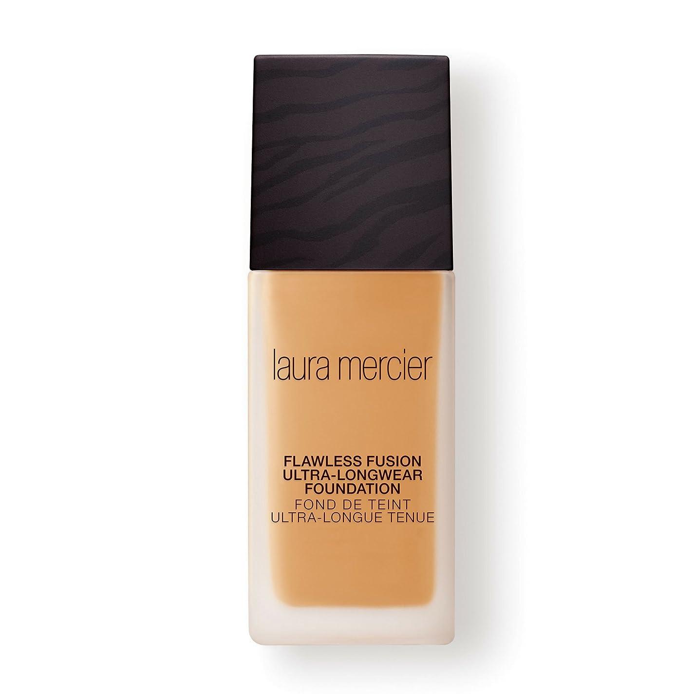 反映する魅惑する好色なLaura Mercier Flawless Fusion Ultra-Longwear Foundation - Butterscotch 1oz (29ml)