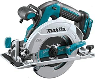 "Makita XSH03Z 18V LXT Lithium-Ion Brushless Cordless 6-1/2"" Circular Saw, Tool Only"