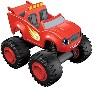 Fisher-Price CGF20 Blaze and The Monster Machines Core Diecast, Red
