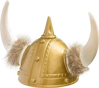 AMSCAN Viking Helmet Deluxe Halloween Costume Accessories, One Size