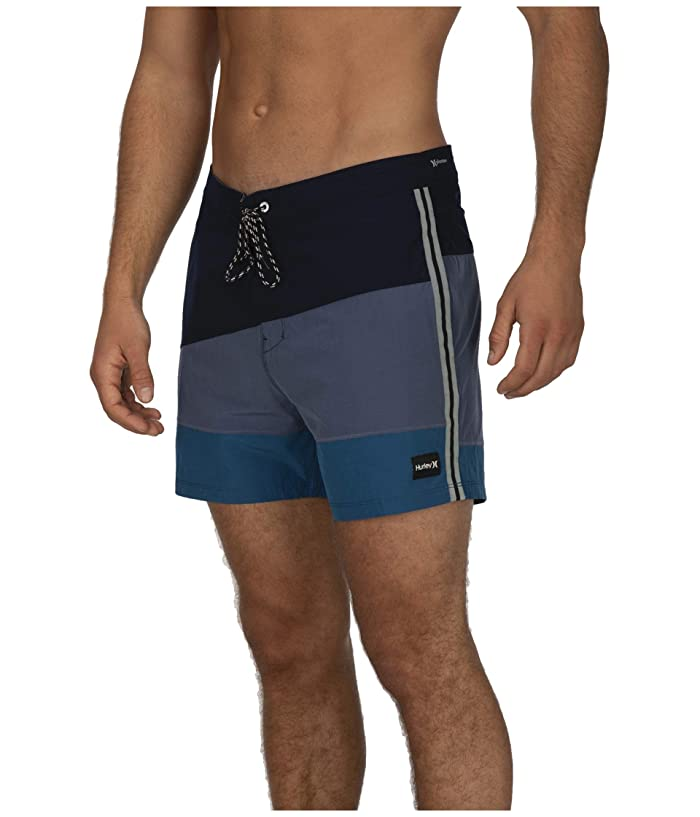 Hurley  16 Session Bungalow Boardshorts (Obsidian) Mens Swimwear