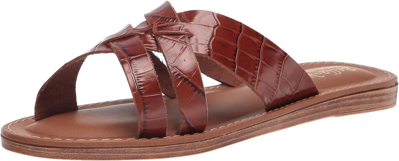 Bella 即出荷 Vita Made in Italy Flat Sandal スーパーセール期間限定 Slide Women's
