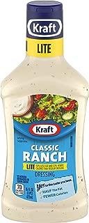 Kraft Classic Light Ranch Dressing (16 oz Bottle)