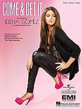 Selena Gomez - Come & Get It - Piano/Vocal/Guitar Sheet Music Single