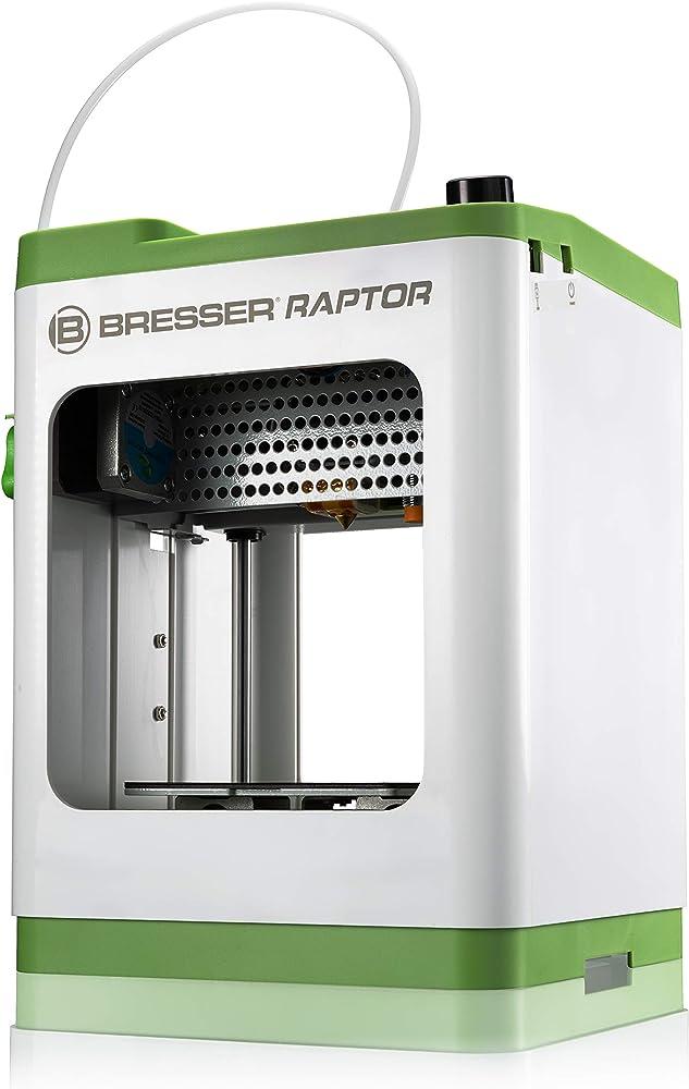 Bresser ,stampante 3d raptor wlan,dimensione di stampa di 100 x 105 x 100 mm, 210 x 210 x 290 2010400