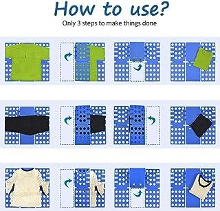 Doblador de Camisetas Camisas Ropa Adulto Infantil-Tabla
