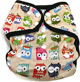 owl diaper cover