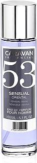 CARAVAN FRAGANCIAS nº 53 - Eau de Parfum con vaporizador para Hombre - 150 ml