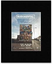 Brand Q Rudimental - Home Mini Poster - 28.5x21cm