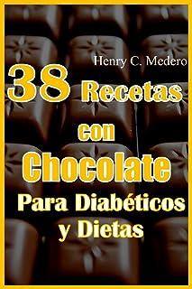 38 Recetas Postres con Chocolate Para Diabéticos y Dietas