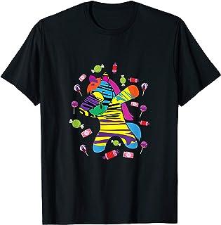 Cinco De Mayo Unicorn Dabbing Pinata Funny T Shirt