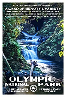 Best olympic national park poster Reviews