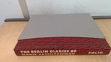 The Berlin Diaries of Marie Vassiltchikov