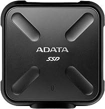 ADATA Unidad de estado sólido externo SSD SD700, 1TB GB , USB 3.1, Color Negro