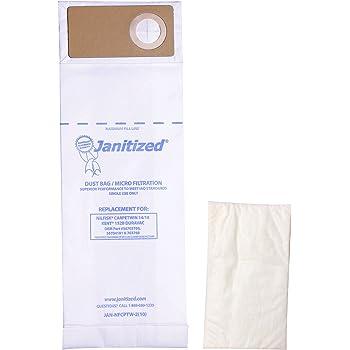 Original Nilfisk blue line Textilfilter