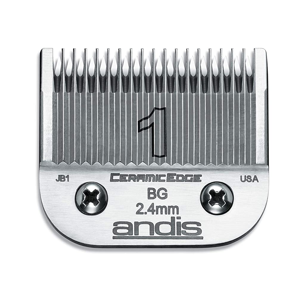 Andis Andis Size 1 Graduation Blade - Leaves Hair - 3/32
